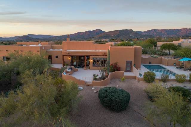 9507 E Romping Road, Carefree, AZ 85377 (MLS #6003657) :: The W Group