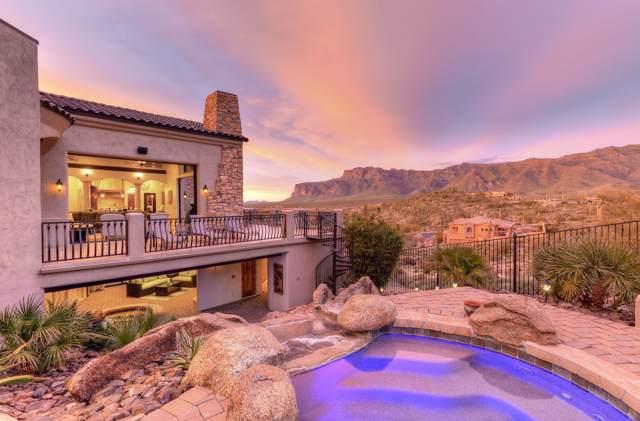 4303 S El Camino Del Bien Road, Gold Canyon, AZ 85118 (MLS #6017257) :: The Kenny Klaus Team