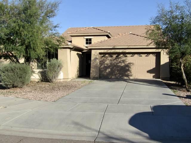 4521 S 26TH Drive, Phoenix, AZ 85041 (MLS #6017610) :: The W Group