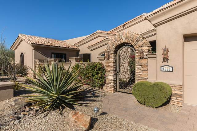 9390 E Monument Drive, Scottsdale, AZ 85262 (MLS #6019535) :: Riddle Realty Group - Keller Williams Arizona Realty