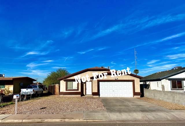 1536 W Hadley Street, Phoenix, AZ 85007 (MLS #6020459) :: The Kenny Klaus Team