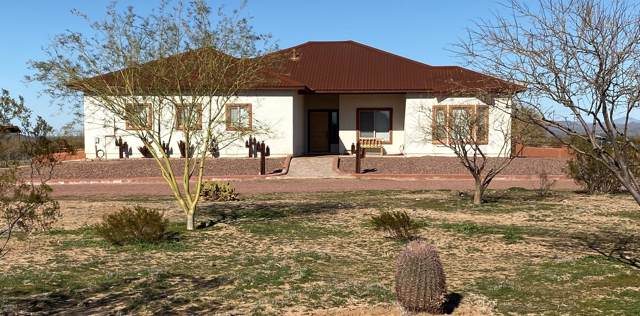 45232 W J-1 Ranch Road, Wickenburg, AZ 85390 (MLS #6021815) :: Santizo Realty Group
