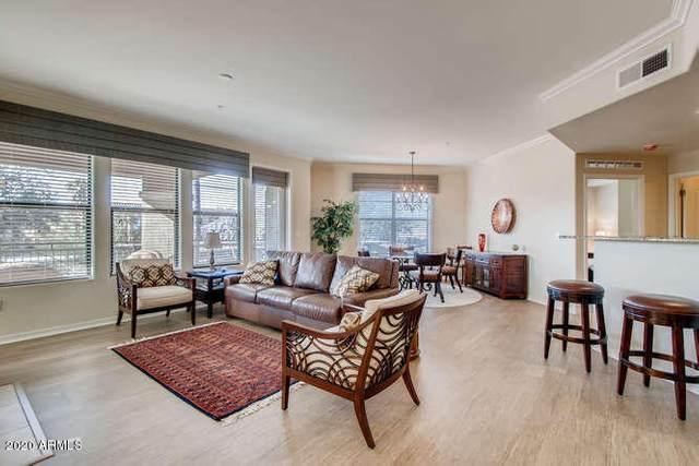 7601 E Indian Bend Road #2022, Scottsdale, AZ 85250 (MLS #6022297) :: Klaus Team Real Estate Solutions