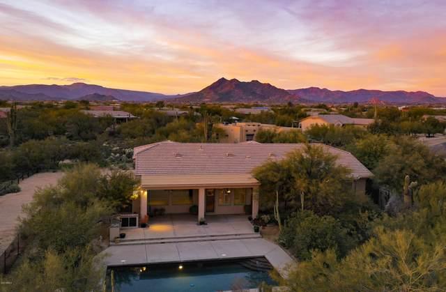 5915 E Lowden Court, Cave Creek, AZ 85331 (MLS #6028587) :: The Daniel Montez Real Estate Group