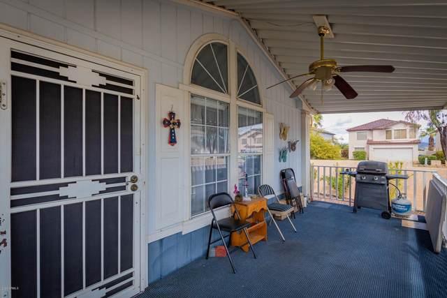 2233 E Behrend Drive Lot 9, Phoenix, AZ 85024 (MLS #6035464) :: Brett Tanner Home Selling Team