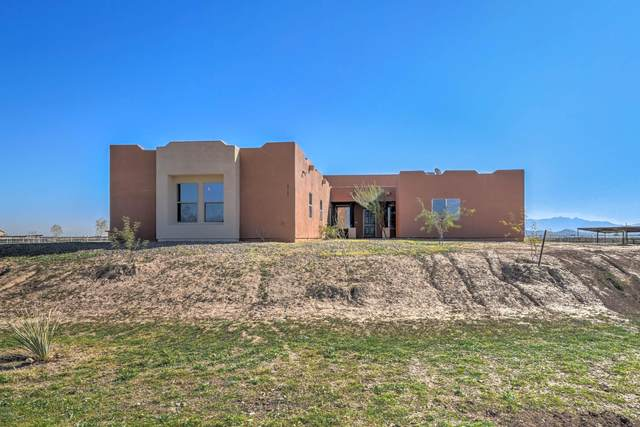 8705 S 204TH Drive, Buckeye, AZ 85326 (MLS #6037826) :: Power Realty Group Model Home Center