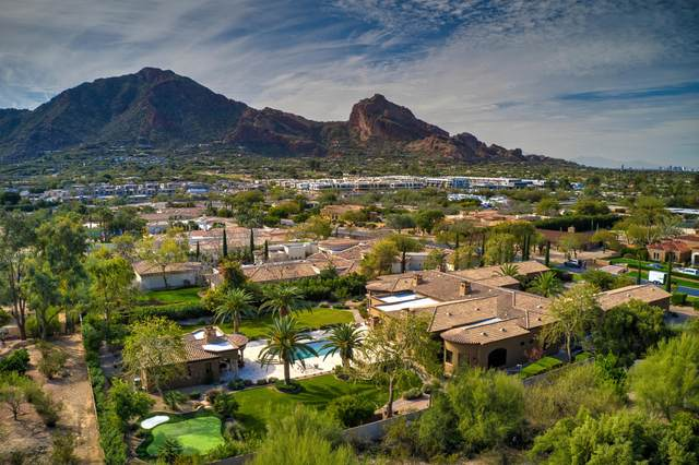 6635 N Lost Dutchman Drive N, Paradise Valley, AZ 85253 (MLS #6039797) :: The J Group Real Estate | eXp Realty