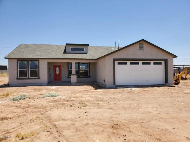 6407 E Rolling Ridge Road, San Tan Valley, AZ 85140 (MLS #6040517) :: The Laughton Team