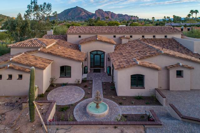 4708 E Crystal Lane, Paradise Valley, AZ 85253 (MLS #6044001) :: The Bill and Cindy Flowers Team