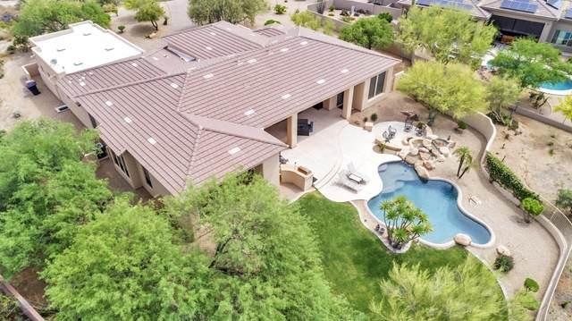 27198 N 73RD Street, Scottsdale, AZ 85266 (MLS #6057168) :: Conway Real Estate