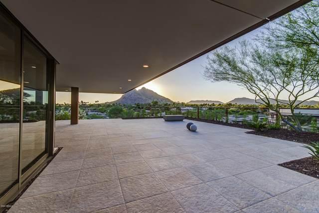 7117 E Rancho Vista Drive #6007, Scottsdale, AZ 85251 (MLS #6067555) :: Lifestyle Partners Team