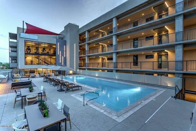 2300 E Campbell Avenue #203, Phoenix, AZ 85016 (MLS #6074353) :: Lux Home Group at  Keller Williams Realty Phoenix
