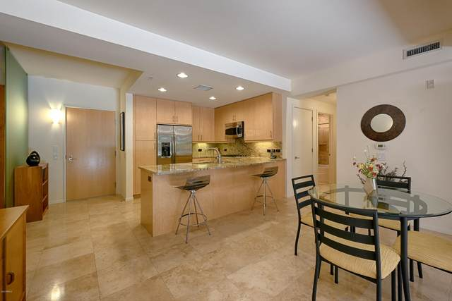 7121 E Rancho Vista Drive #2007, Scottsdale, AZ 85251 (MLS #6075336) :: Lux Home Group at  Keller Williams Realty Phoenix