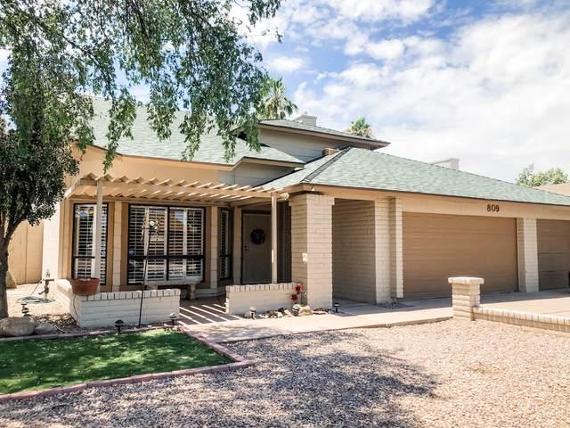 809 W Portobello Avenue, Mesa, AZ 85210 (MLS #6075714) :: Klaus Team Real Estate Solutions