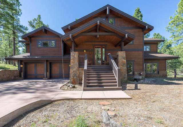 1884 E Hardscrabble Court, Flagstaff, AZ 86005 (MLS #6081823) :: Conway Real Estate