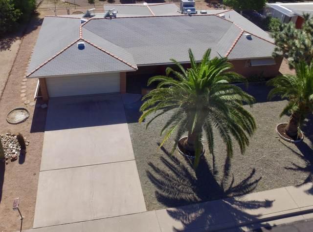 834 N 64TH Street, Mesa, AZ 85205 (MLS #6083928) :: The Luna Team