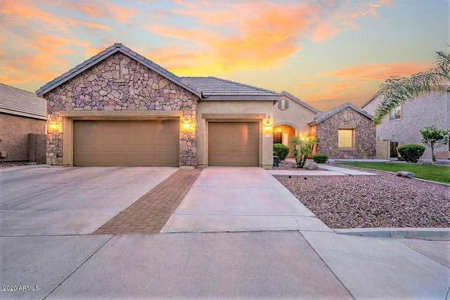 4110 S Lafayette Place, Chandler, AZ 85249 (MLS #6085931) :: The W Group