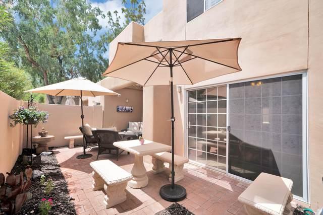 7710 E Gainey Ranch Road #136, Scottsdale, AZ 85258 (MLS #6089872) :: Arizona Home Group
