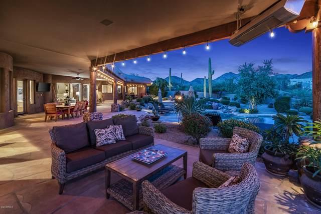 9431 E Calle De Las Brisas Road, Scottsdale, AZ 85255 (MLS #6091492) :: Klaus Team Real Estate Solutions