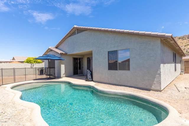 18450 W Capistrano Avenue, Goodyear, AZ 85338 (MLS #6100430) :: Lucido Agency