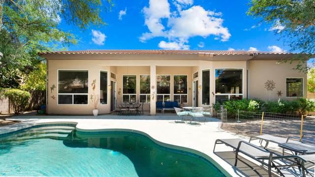 5338 E Hartford Avenue, Scottsdale, AZ 85254 (MLS #6113687) :: Klaus Team Real Estate Solutions