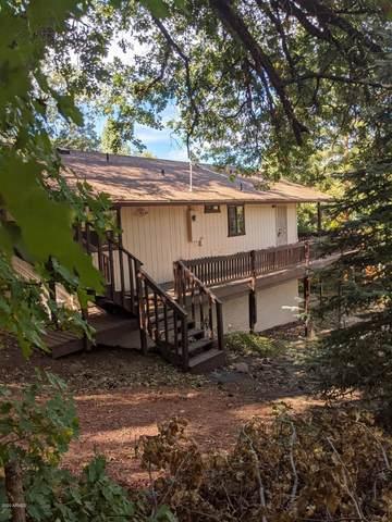 218 W Uphill Drive, Christopher Creek, AZ 85541 (MLS #6113948) :: Walters Realty Group