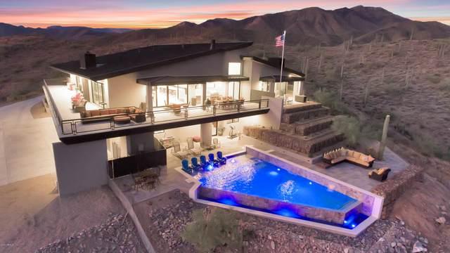 7450 E Continental Mountain Estates Drive, Cave Creek, AZ 85331 (MLS #6114810) :: Yost Realty Group at RE/MAX Casa Grande