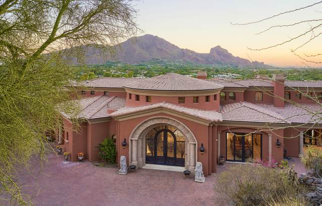 7017 N Invergordon Road, Paradise Valley, AZ 85253 (MLS #6125923) :: Arizona Home Group