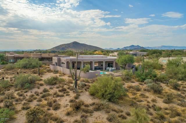 8400 E Dixileta Drive #155, Scottsdale, AZ 85266 (MLS #6127219) :: Scott Gaertner Group