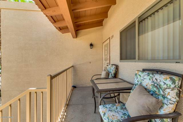 205 N 74TH Street #220, Mesa, AZ 85207 (#6127990) :: The Josh Berkley Team