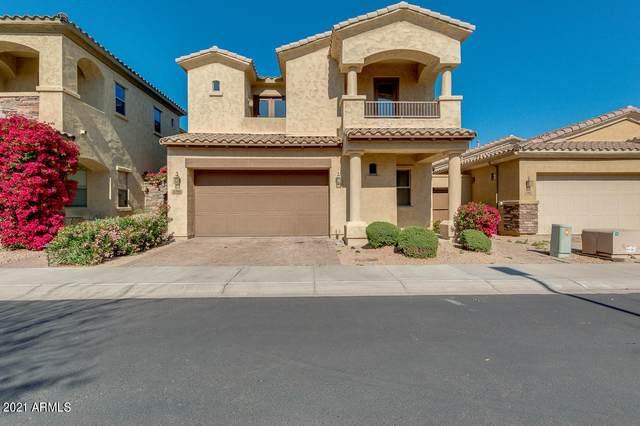 2393 N 142ND Avenue, Goodyear, AZ 85395 (MLS #6129035) :: Devor Real Estate Associates