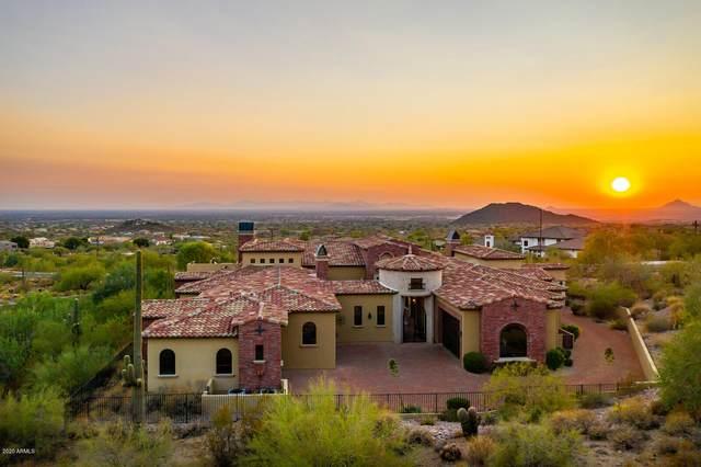 3711 N Hawes Road, Mesa, AZ 85207 (MLS #6129687) :: Kepple Real Estate Group