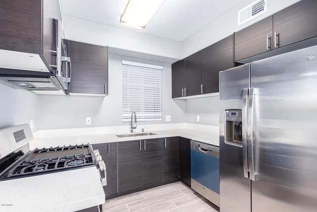 2992 N Miller Road #114, Scottsdale, AZ 85251 (MLS #6133380) :: Conway Real Estate