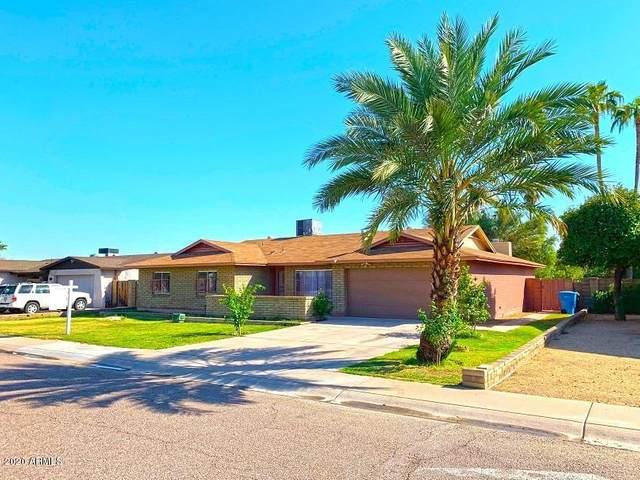 4211 W Barbara Avenue, Phoenix, AZ 85051 (MLS #6140711) :: Lifestyle Partners Team