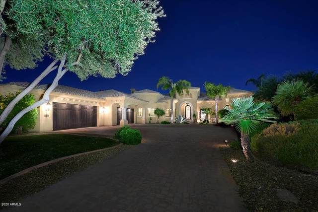 6651 W Vista Bonita Drive, Glendale, AZ 85310 (MLS #6145366) :: The Everest Team at eXp Realty
