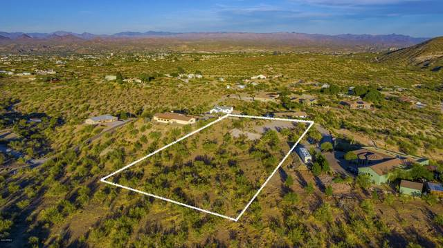 1140 Mountain Ridge (325Th Ave) Avenue, Wickenburg, AZ 85390 (MLS #6145718) :: Midland Real Estate Alliance
