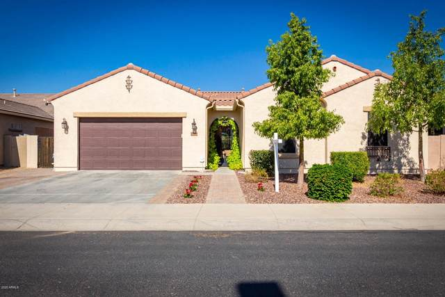 16198 W Coronado Road, Goodyear, AZ 85395 (MLS #6146735) :: Arizona Home Group