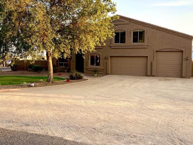 2425 W Canyon Street, Apache Junction, AZ 85120 (MLS #6147570) :: The Ellens Team