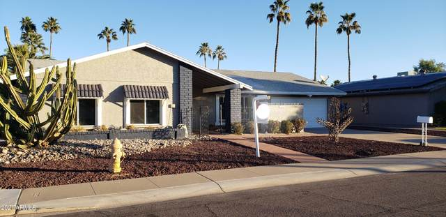 8820 E Kalil Drive, Scottsdale, AZ 85260 (MLS #6150295) :: The Riddle Group