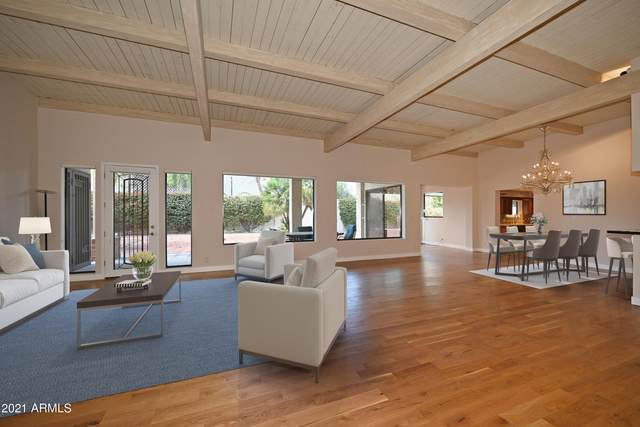 6333 N Scottsdale Road #4, Scottsdale, AZ 85250 (MLS #6150943) :: Conway Real Estate