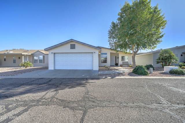 3301 S Goldfield Road #2056, Apache Junction, AZ 85119 (MLS #6160946) :: Lucido Agency