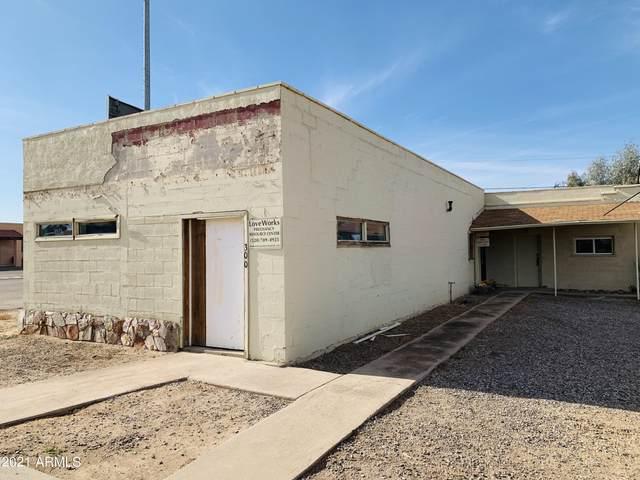 300 S Main Street, Florence, AZ 85132 (MLS #6169644) :: Sheli Stoddart Team | M.A.Z. Realty Professionals