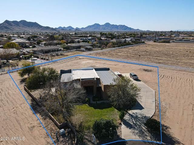 25472 S 209th Street, Queen Creek, AZ 85142 (MLS #6172493) :: John Hogen | Realty ONE Group