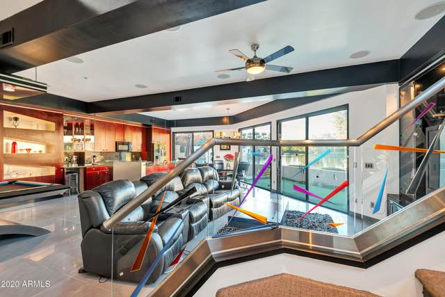 8989 N Gainey Center Drive #133, Scottsdale, AZ 85258 (MLS #6174502) :: Conway Real Estate