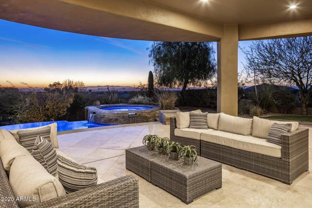 9818 E Balancing Rock Road, Scottsdale, AZ 85262 (MLS #6175431) :: The Ellens Team