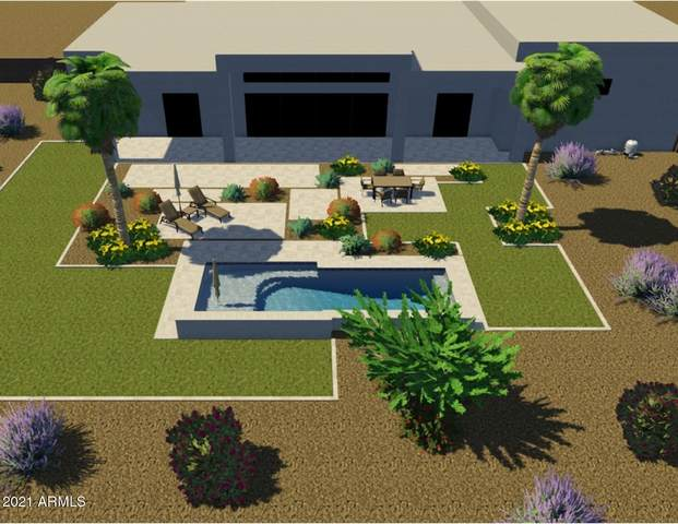 7340 E Camino Santo, Scottsdale, AZ 85260 (MLS #6182005) :: Howe Realty