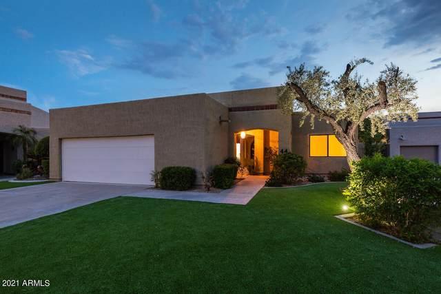 2626 E Arizona Biltmore Circle #44, Phoenix, AZ 85016 (MLS #6191020) :: Executive Realty Advisors
