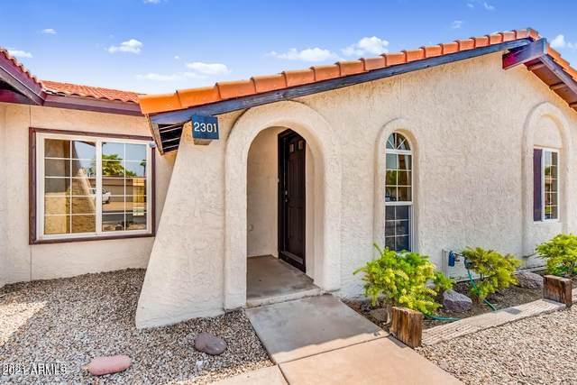 2301 E Loma Vista Drive, Tempe, AZ 85282 (MLS #6201938) :: Yost Realty Group at RE/MAX Casa Grande