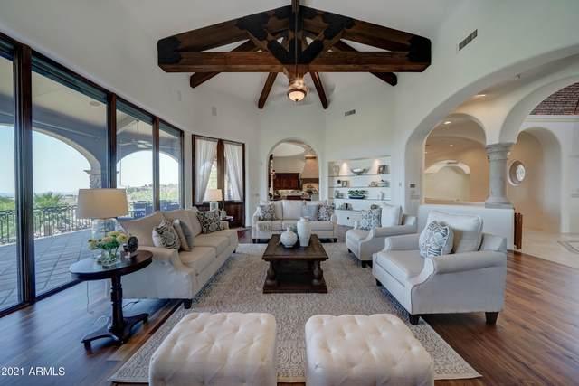 23005 N Via Ventosa, Scottsdale, AZ 85255 (MLS #6204220) :: Elite Home Advisors