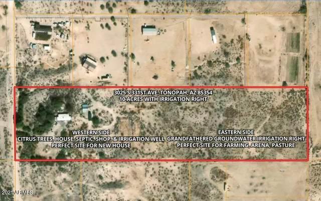30XX S 331st Avenue, Tonopah, AZ 85354 (MLS #6205651) :: Hurtado Homes Group